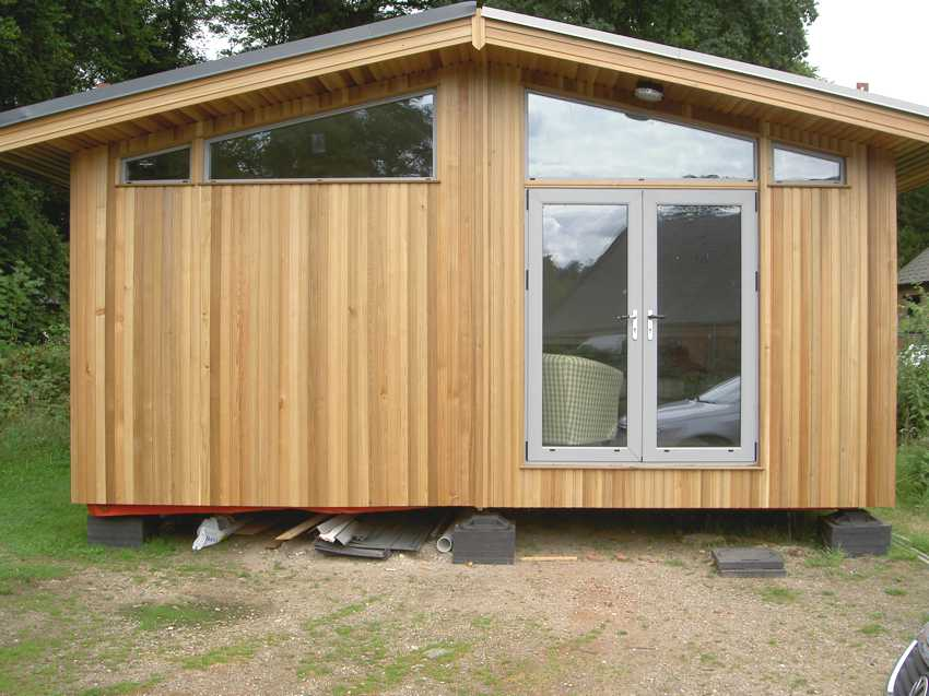 Holiday Lodges – Sherwood Forest